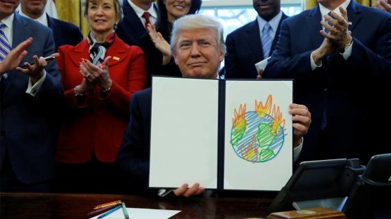 «Энергетическая независимость – вот главная цель США» - Дональд Трамп