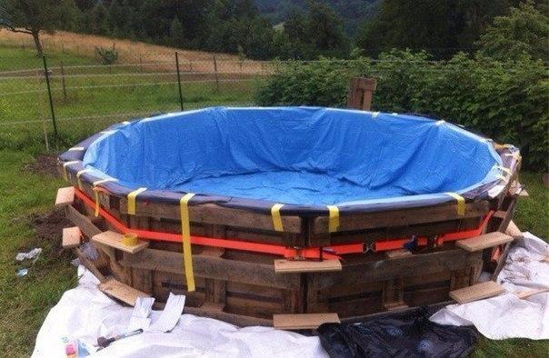 Самый выгодный вариант построить бассейн (+Фото)
