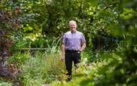Крис Бейнс: Откройте двери своего сада для дикой природы