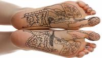 Преимущества массажа ног перед сном (+Видео)