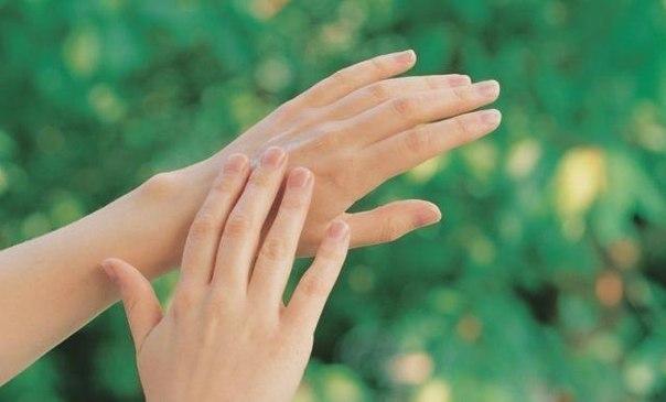 Как быстро восстановить кожу рук после огорода