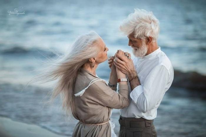 Любовь неподвластная времени (Фото)