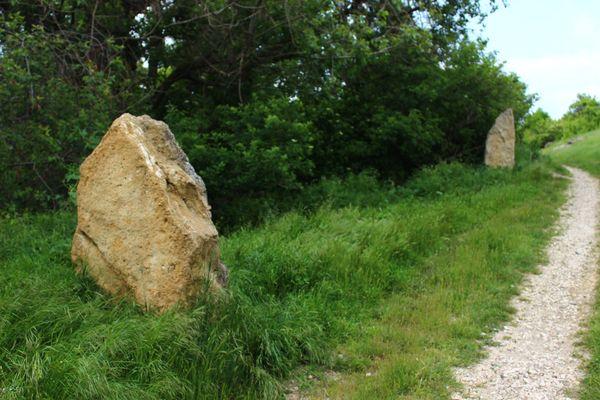Менгиры Крыма - камни эпохи неолита (+Фото)