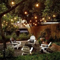 Красивые идеи для декора сада (Фото)
