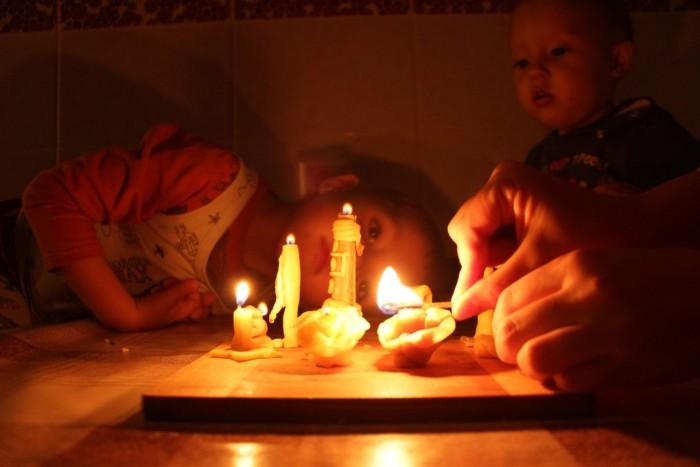 А вы пробовали с детьми лепить из натурального воска? (+Фото)