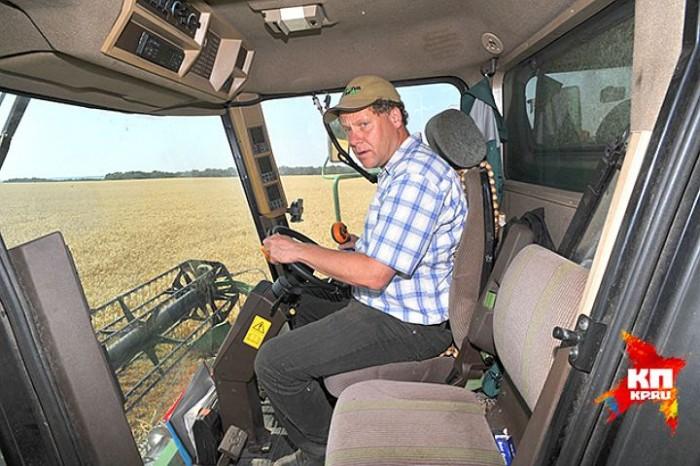 Немецкий бизнесмен организовал сельхоз производство в России без взяток