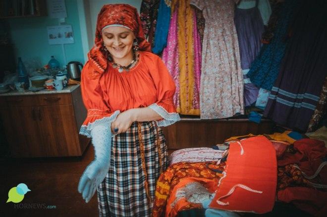 Народная одежда помогает женщинам обрести семейное счастье (+Фото)