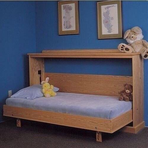 Складная кровать своими руками (Фото)