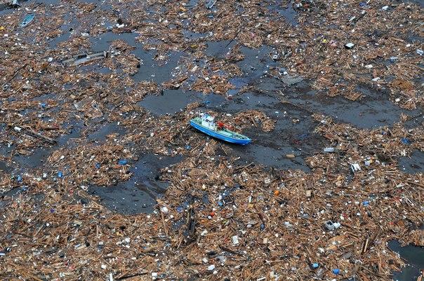 В Тихом океане образовалось второе мусорное пятно