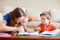 Домашнее образование — это легко и весело (+Видео)
