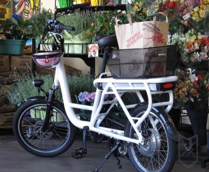 Грузовые электро-велосипеды в Германии