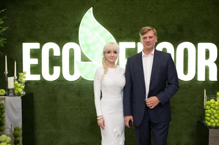 Открытие торгового центра ECOFloor Moldova. ЭКО-напольных покрытий для дома и бизнеса