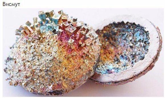 Одни из самых красивых камней и минералов на планете (Фото)