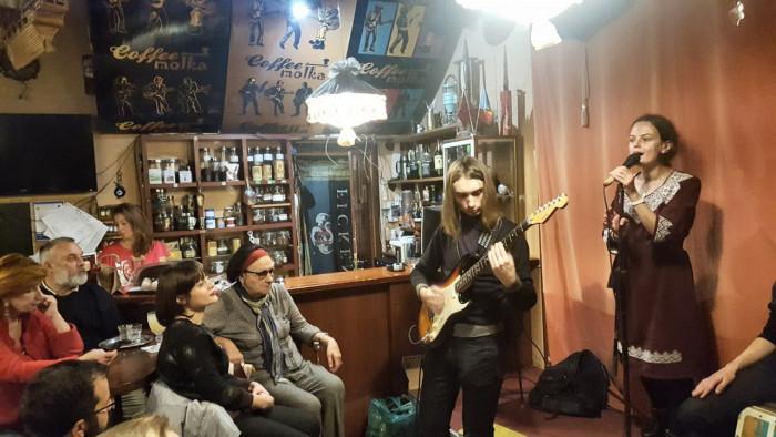 Добро пожаловать в мир Инны Бондарь! Интервью после концерта в «Кофемолке» (+Видео)