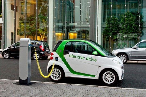 В Европе в 1,5 раза увеличилось число электромобилей