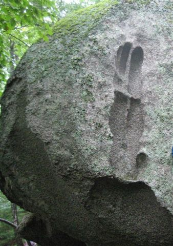 Кто расплавил эти древние камни? (Фото)