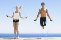 Прыжки на скакалке это не спорт, а здоровье!