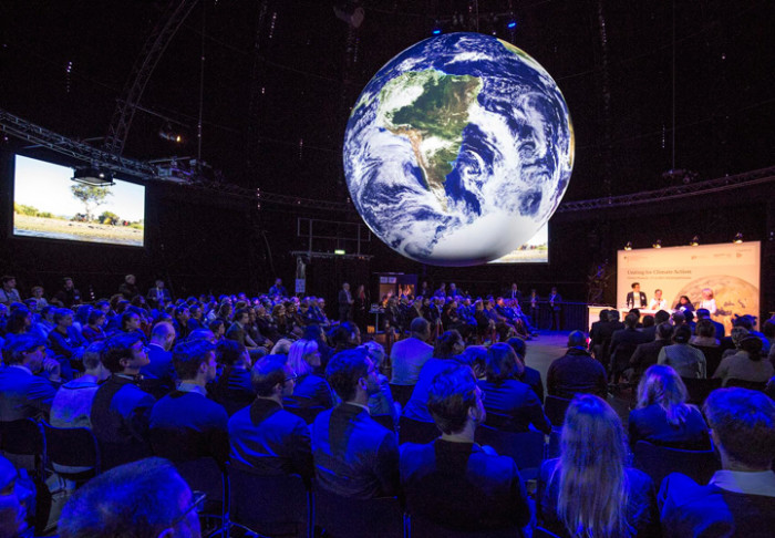 Самая крупная конференция ООН по климату!