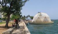 Бамбуковые купола на воде (+Фото)