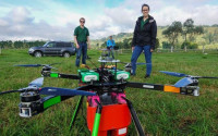 100 тысяч деревьев в день начнут высаживать при помощи дронов