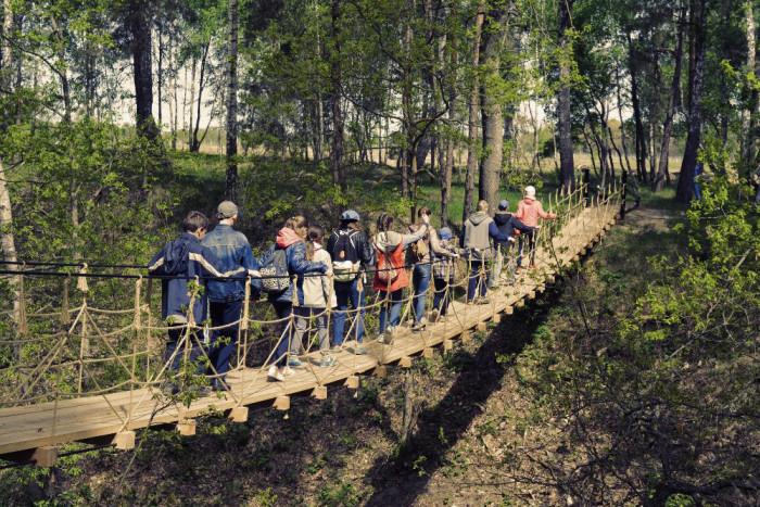 На Украине открылся парк дикой природы (+Фото)