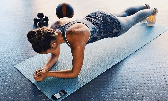 Упражнение Планка - лучшее, что можно придумать для крепости тела