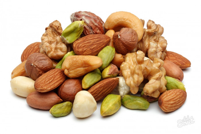 Орехи хорошо снижают уровень холестерина (+Видео)