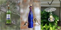 Кормушка для птиц своими руками (Видео)