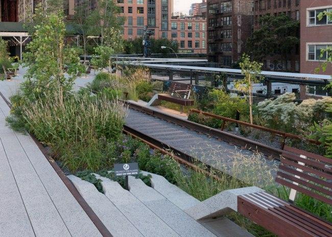 Природный дизайн в городах (Фото)