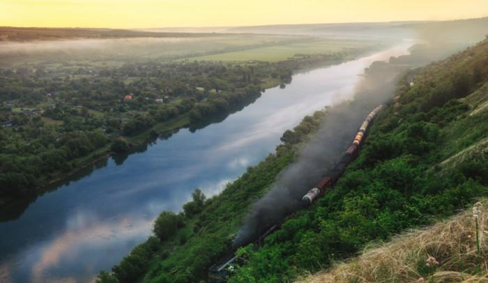 10 невероятно красивых ущелий Молдовы! (+Фото)