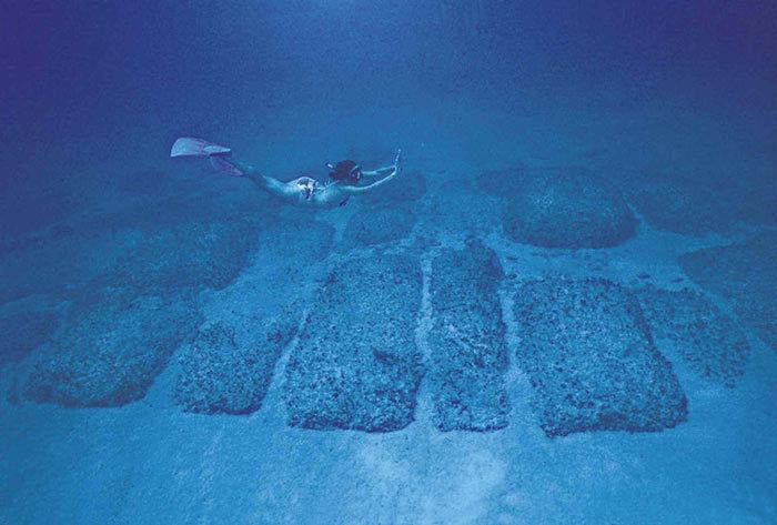Неразгаданные подводные сооружения древности! (+Фото)