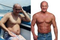 В 59 лет семейный врач Джеффри Лайф обнаружил, что подает своим пациентам крайне нездоровый пример...