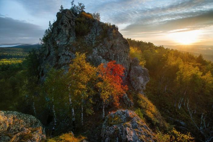 Первозданная природа Урала (Фото)