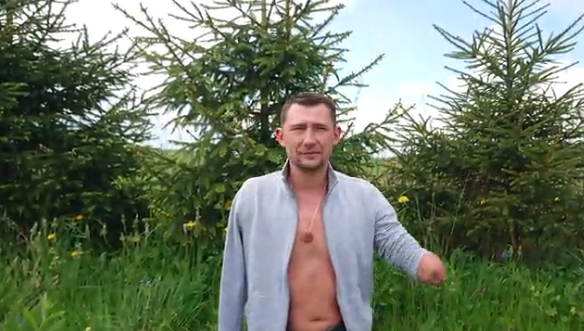 Алексей Талай о родовых поместьях, о жизни в городе и на природе (+Видео)