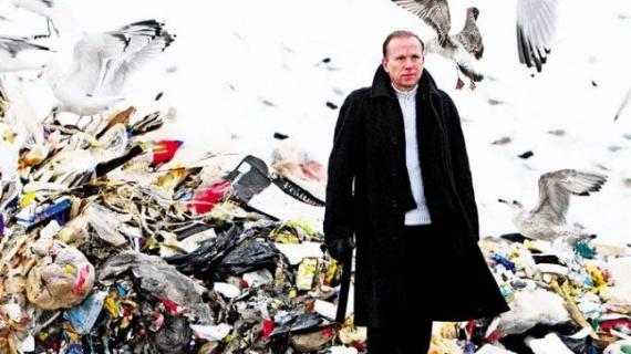 Бизнесмен в одиночку очистил от мусора всю Эстонию