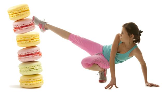 Как отказаться от сладкого? (Видео)