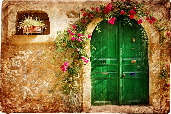 Сказочные врата (Видео)