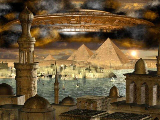 Откуда у древнего африканского народа космогонические знания? (Видео)