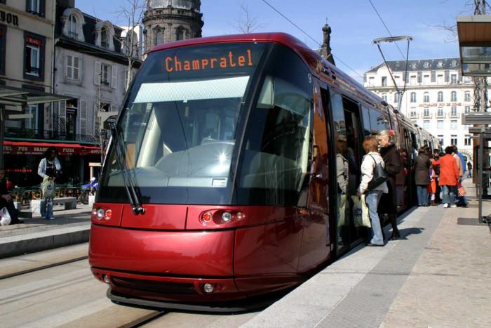 Трамвай на колесах - новый экологичный вид транспорта (+Фото)