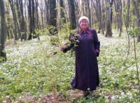 Болеть и стареть ей некогда - женщина выращивает лесБолеть и стареть ей некогда - женщина выращивает лес