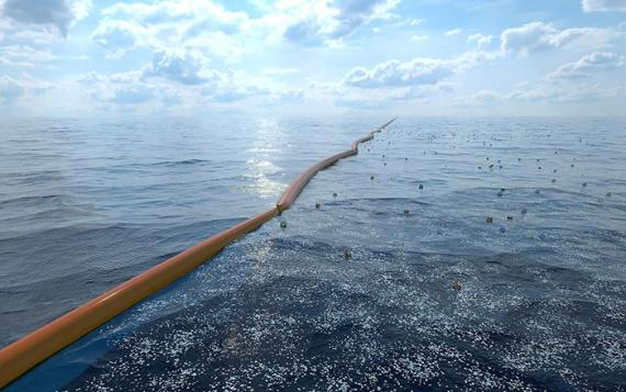 20-летний ст20-летний студент избавит Мировой океан от мусораудент избавит Мировой океан от мусора