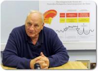 Доктор Райк Хамер излечил 6000 больных на последней стадии рака