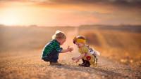 Учитесь у детей радоваться жизни!