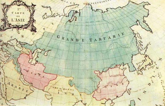 Запретная тема в истории. Секретные факты о Тартарии (Видео)