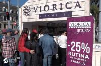 ЭКО Продукция «Viorica-Cosmetic» произвела фурор на праздновании Дня вина (+Видео) ©