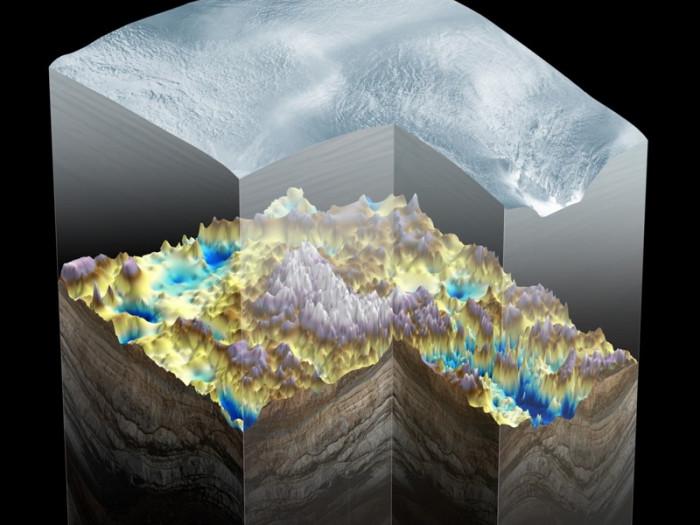 Невообразимые факты об Антарктиде (+Фото)