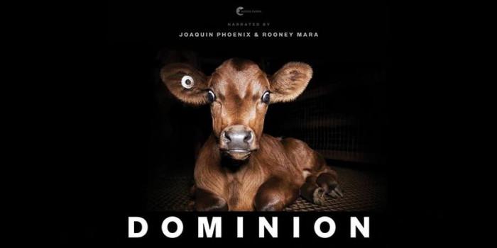 26 ноября в 19.00 благотворительный показ документального фильма о животных и окружающей среде «Dominion» в кинотеатре Patria Loteanu