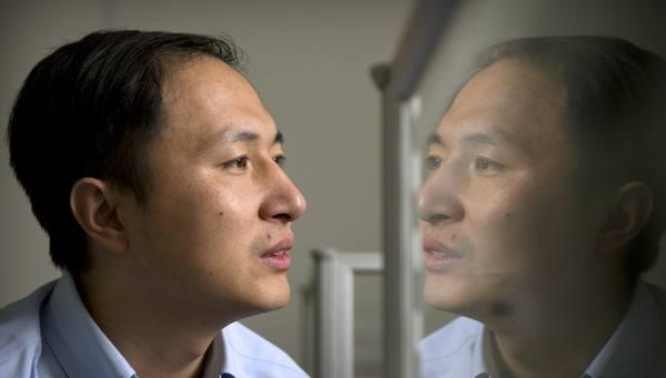 Китайский ученый создал ГМО-детей! Информация подтверждена властями Китая (+Видео)