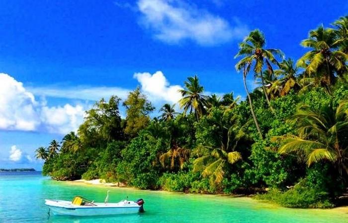 Удивительно красивые необитаемые острова (+Фото)