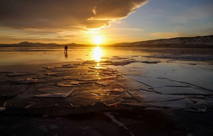 Ученые: Глобальное потепление плохо влияет на экологию Байкала